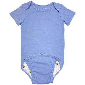 EZ-On BaBeez™ - Spring & Summer - Bluebell - Baby Bodysuit