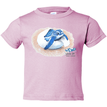 Load image into Gallery viewer, EZ-On BaBeez™ - Mom and Baby Collection - Marine Life Series, Baby Sea Turtle - Toddler T-Shirt