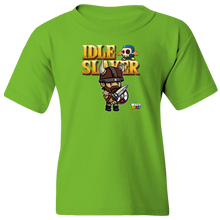 Load image into Gallery viewer, EZ-On BaBeez™ - WarePlay - Idle Slayer Leif - Youth T-Shirt