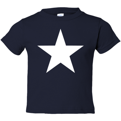 EZ-On BaBeez™ T-Shirt - Americana Collection - Star - Toddler Tee