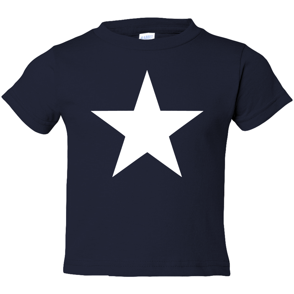 Toddler Tees- Star