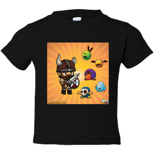 EZ-On BaBeez™ - WarePlay - Idle Slayer - Toddler T-Shirt