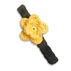 Yellow Rose Head Band