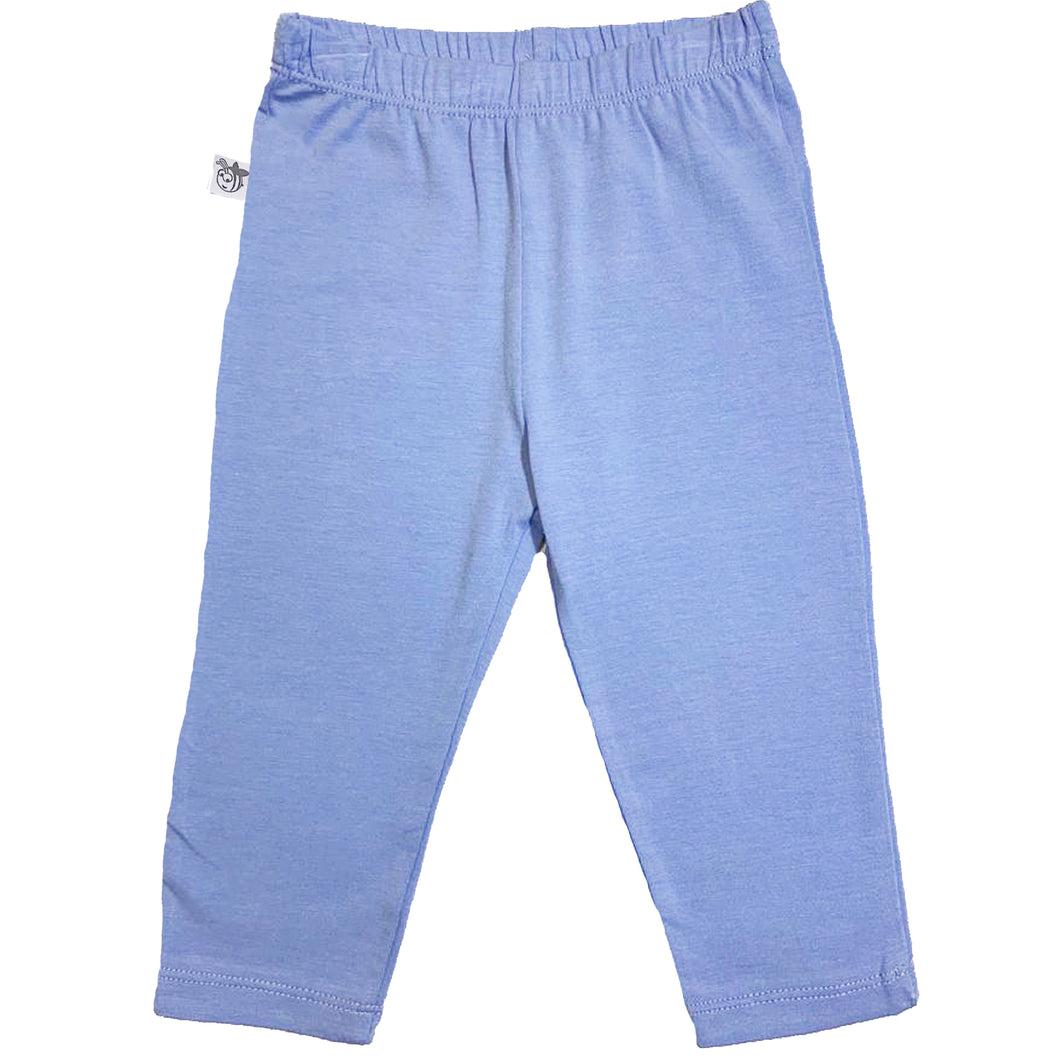 EZ-On BaBeez™ - Spring & Summer - Pull-On Pants - Bluebell