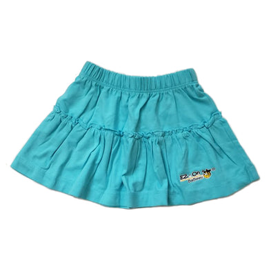 EZ-On BaBeez™ - Aqua - Ruffled Skirt