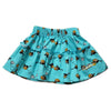 EZ-On BaBeez™ Honeybee Ruffled Skirt in Aqua