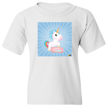 Load image into Gallery viewer, EZ-On BaBeez™ - WarePlay - Unicorn's Journey - Youth T-Shirt