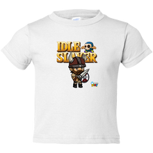 Load image into Gallery viewer, EZ-On BaBeez™ - WarePlay - Idle Slayer Leif - Toddler T-Shirt