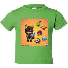 Load image into Gallery viewer, EZ-On BaBeez™ - WarePlay - Idle Slayer - Toddler T-Shirt