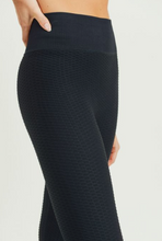 Load image into Gallery viewer, Jacquard Seamless Legging
