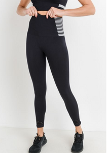 Seamless Side Strip Legging