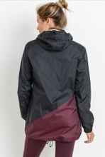 Load image into Gallery viewer, Berry Windbreaker