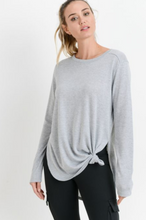 Load image into Gallery viewer, Side Slit Long Sleeve