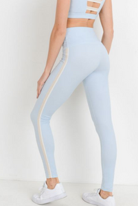 Summer Side Stripe Legging