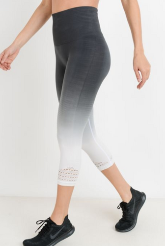 Seamless Wave Legging