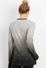 Load image into Gallery viewer, Snowfall Ombre Pullover