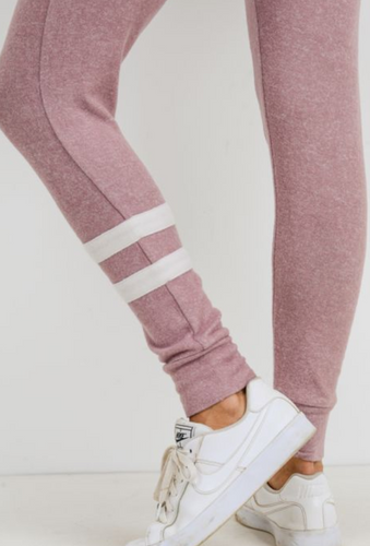 Double Stripe Jogger