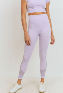 Mineral Wash Seamless Legging