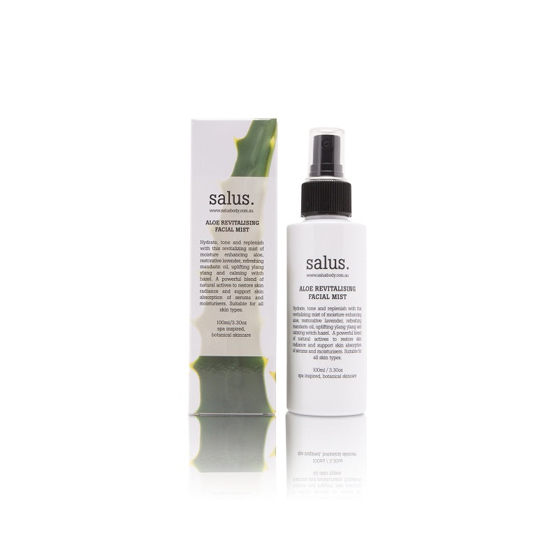 Aloe Revitalising Facial Mist