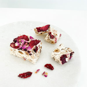 Spiced Plum Nougat