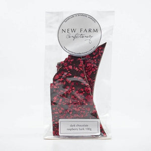Dark Raspberry Bark