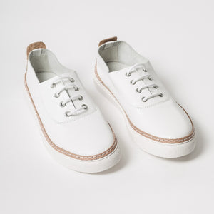 Cruz Sneakers White