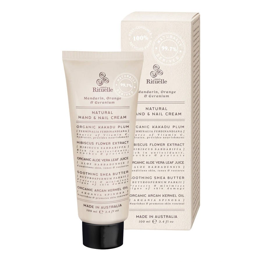 Natural Remedy Hand Cream