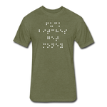 FBGM (Braille) - heather military green