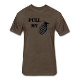 PULL MY PIN - heather espresso