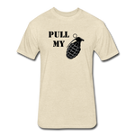 PULL MY PIN - heather cream