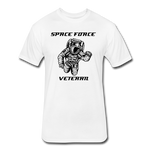 SPACE FORCE VETERAN - white