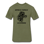 SPACE FORCE VETERAN - heather military green