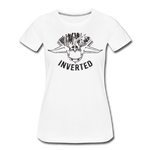 INVERTED WOMENS - white
