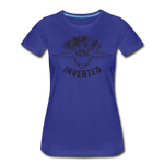 INVERTED WOMENS - royal blue
