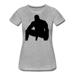 MR WOOD WOMENS - heather gray