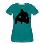 MR WOOD WOMENS - teal