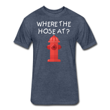 WHERE THE HOSE AT - heather navy