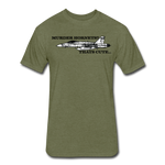 THATS CUTE - heather military green