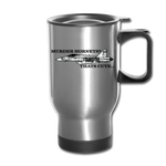 THATS CUTE TRAVEL MUG - silver
