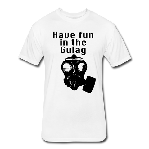 FUN IN THE GULAG - white