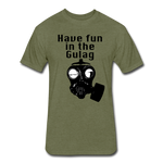 FUN IN THE GULAG - heather military green