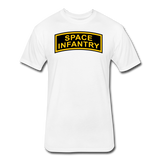 SPACE INFANTRY - white