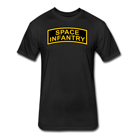 SPACE INFANTRY - black
