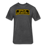 SPACE INFANTRY - heather black