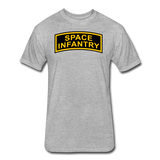 SPACE INFANTRY - heather gray