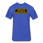 SPACE INFANTRY - heather royal