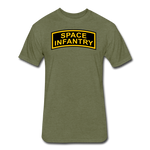 SPACE INFANTRY - heather military green