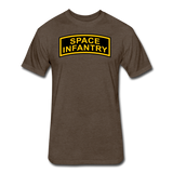SPACE INFANTRY - heather espresso