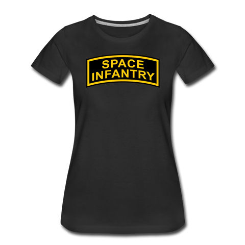 SPACE INFANTRY WOMENS - black