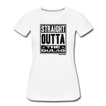 THE GULAG WOMENS - white